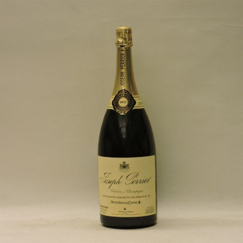 Lot 52-Champagne Joseph Perrier