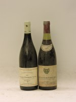 Lot 29-Assorted Chassagne-Montrachet to include one bottle each: Raoul Clerget