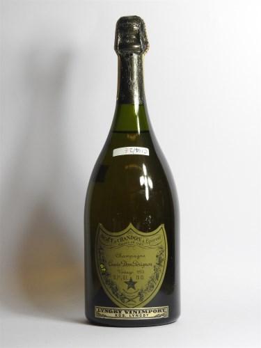 Lot 28-Moët & Chandon, Dom Pérignon, 1973, one bottle