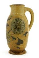 Lot 21-A Martin Brothers stoneware jug