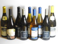 Lot 37-Assorted Chardonnay to include: Delicato