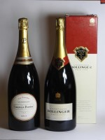 Lot 70-Assorted champagne to include: Bollinger Special Cuvée
