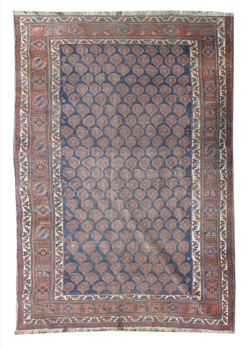 Lot 519-An Eastern rug