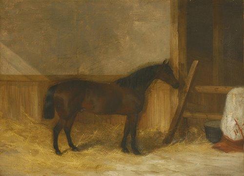 Lot 41-William J Shayer (1811-1892)