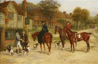 Lot 28-Heywood Hardy (1842-1933)