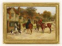 Lot 28-Heywood Hardy (1842-1933)