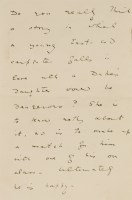 479 - Oscar Wilde- Autograph Letter