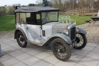 Lot 1-1930 Austin Seven AE Tourer
