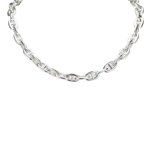 162 - A Hermès chaine d'Ancre necklace