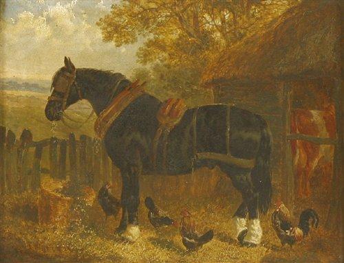 Lot 40-John Frederick Herring Jr (1820-1907)