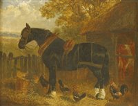 Lot 40-John Frederick Herring Jr (1820-1907)