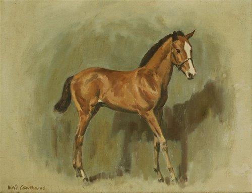 Lot 51-*Neil Cawthorne (b.1936)