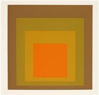 Lot 151 - Josef Albers (American, 1888-1976)