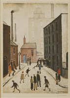 33 - *After L S Lowry (British, 1887-1976)