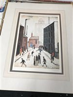 Lot 33 - *After L S Lowry (British, 1887-1976)