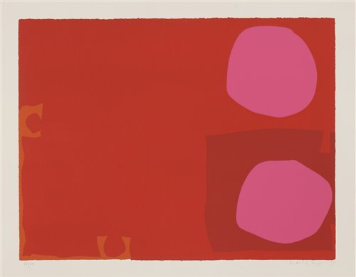 Lot 69 - *Patrick Heron (British, 1920-1999)