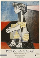 Lot 8-*After Pablo Picasso (Spanish, 1881-1973)