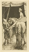 Lot 20-*Dame Laura Knight RA RWS (British, 1877-1970