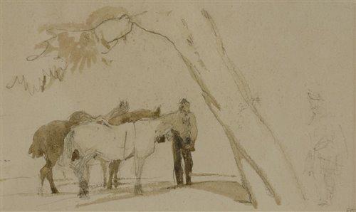 Lot 23-Sir Edwin Henry Landseer RA (1802-1873)