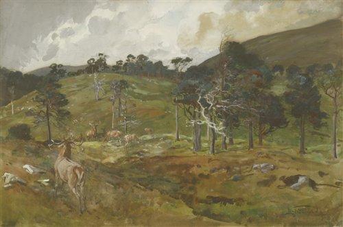 Lot 4-*Lionel Dalhousie Robertson Edwards RI RCA (1878-1966)