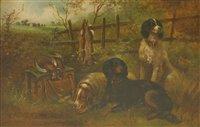 Lot 54 - J Vincent (19th century)