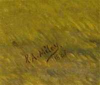 Lot 88-Richard Miley (fl.1881-1888)