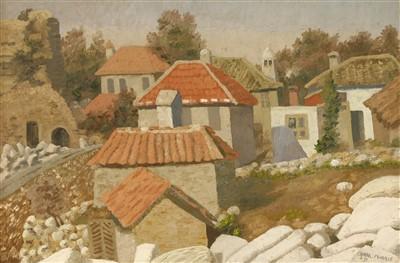 Lot 33-*Cedric Morris (1889-1982)