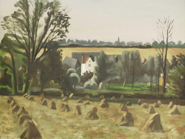 Lot 1-*John Aldridge RA (1905-1983)