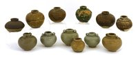 Lot 20 - A collection of Chinese jarlets