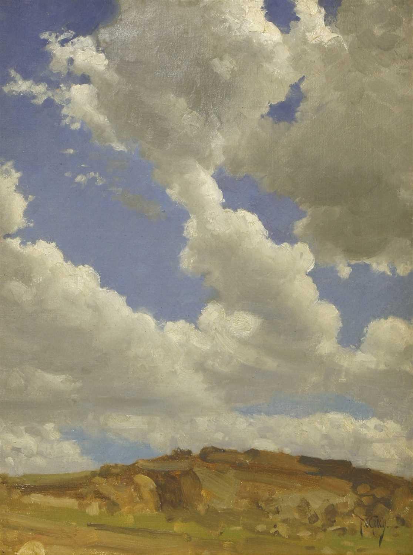 411 - Thomas Cooper Gotch (1854-1931)