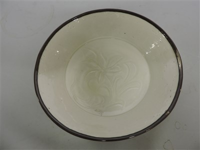 Lot 26-A Chinese Ding ware bowl