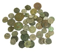 Lot 1-Coins, Ancient