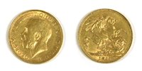 Lot 44-Coins, Great Britain, George V (1910-1936)