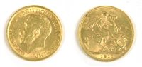 Lot 43-Coins, Great Britain, George V (1910 - 1936)