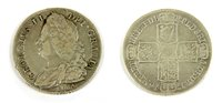 Lot 20-Coins, Great Britain, George II (1727 - 1760), Halfcrown