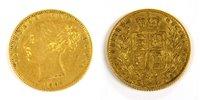 Lot 31-Coins, Great Britain, Victoria, (1837 - 1901)