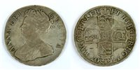 Lot 17-Coins, Great Britain, Anne (1702-1714)