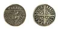 Lot 5-Coins, Ireland, Edward I (1272-1307), Penny, Group Ib, 1279-84, Dublin Mint - CIVITAS DUBLINIE