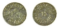 Lot 2-Coins, Great Britain, Aethelred II (978 - 1016)