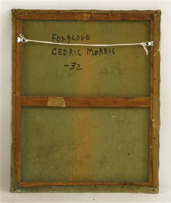 Lot 36-*Cedric Morris (1889-1982)