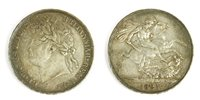 Lot 27-Coins, Great Britain, George