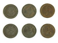 Lot 23A-Coins