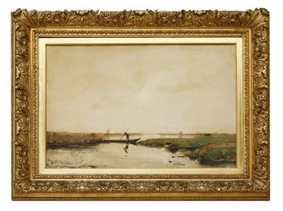 Lot 20-Anton van Anrooy (Dutch, 1870-1949)