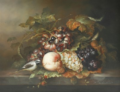 Lot 174 - K S Nicolaes (Continental, 19th/20th century)