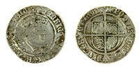 Lot 8-Coins, Great Britain, Henry VIII (1509-1547)