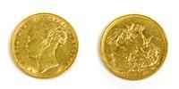 Lot 33-Coins, Great Britain, Victoria (1837 - 1901)