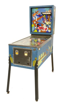 Lot 38-A Bally 'Bowl-O' pinball machine