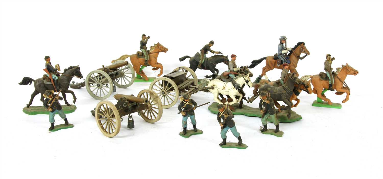 Lot 74 - Britain's lead and similar horses