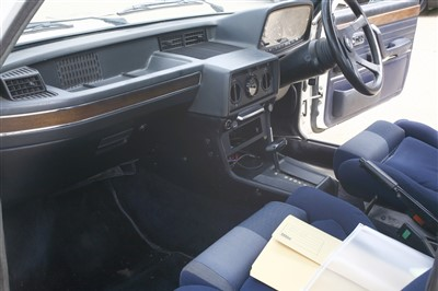 Lot 2 - 1977 BMW 528a four-door saloon