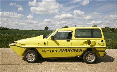 Lot 5-1992 Dutton Mariner (experimental vehicle)